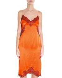 Rag & Bone | Orange Izabella Dress | Lyst