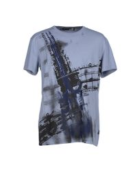 Love Moschino | Gray T-Shirt for Men | Lyst