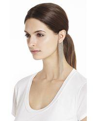 BCBGMAXAZRIA | Metallic Multichain Ear Cuff | Lyst