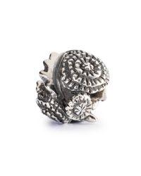 Trollbeads | Metallic Dandelion | Lyst