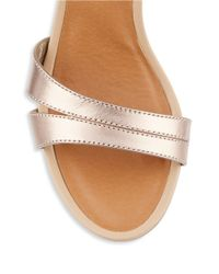 Seychelles   Pink Like You Mean It Leather Sandals   Lyst