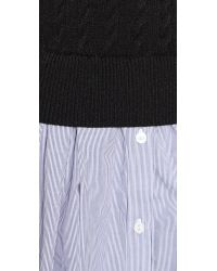 Band of Outsiders | Band Of Outsiders - Black | Lyst