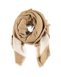 Forever 21 | Natural Stripe-patterned Scarf You've Been Added To The Waitlist | Lyst