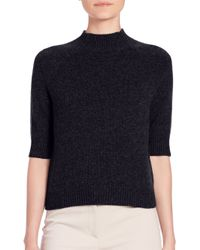 Theory - Blue Jodi B Cashmere Sweater - Lyst