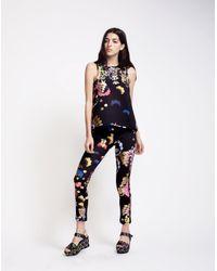 Cynthia Rowley - Multicolor Bonded Legging - Lyst