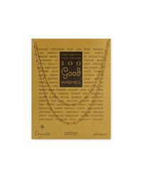 "Dogeared - Metallic Good Wishes Necklace, 39.5"" - Lyst"