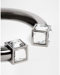 Coast - Metallic Avis Open Cuff Bracelet - Lyst