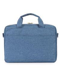 """Herschel Supply Co. Blue Hudson Crosshatch 13"""" Laptop Messenger Bag for men"""