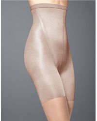 Spanx | Natural In Power Line High Waist Super Shaping Sheer Pantyhose | Lyst
