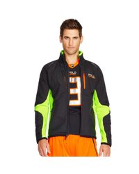 Ralph Lauren - Black Stretch Hybrid Jacket for Men - Lyst