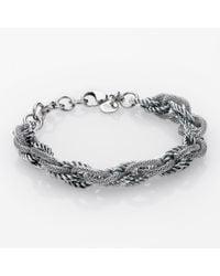 Storm   Metallic Leoni Bracelet   Lyst