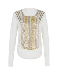Sass & Bide - White Army Of Alpinists - Lyst