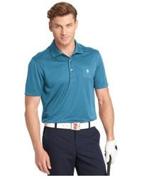 Izod | Blue Champion Basics Performance Golf Polo for Men | Lyst