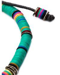 M Cohen | Multicolor Beaded Bracelet for Men | Lyst