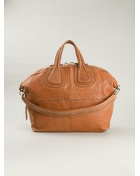 Givenchy - Brown Medium 'nightingale' Tote - Lyst