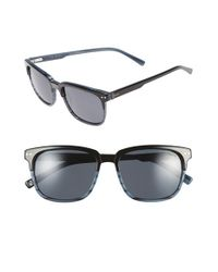Ted Baker | Black 54mm Sunglasses for Men | Lyst