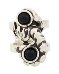 Pamela Love | Metallic Alacran Ring | Lyst