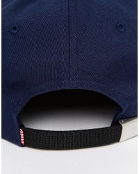 Herschel Supply Co. | Blue Albert Cap for Men | Lyst