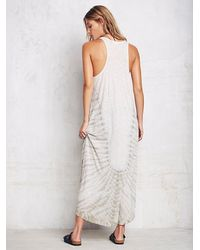 Free People | Natural We The Free Womens We The Free Hailstorm Maxi | Lyst