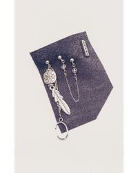 Vanessa Mooney | Metallic Zeppelin Earring Set | Lyst
