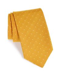 Robert Talbott | Metallic Best Of Class Dot Silk Tie for Men | Lyst