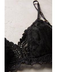 Eberjey - Black Colette Bralette - Lyst
