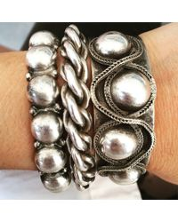 DANNIJO | Metallic Ball & Chain | Lyst