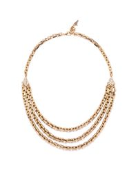 Lulu Frost - Metallic Poison Long Necklace - Lyst