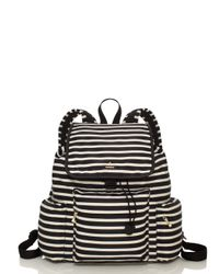 kate spade new york - Black Clark Court Nylon Marin Backpack - Lyst