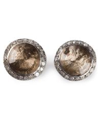 Rosa Maria - Metallic 'Boberil' Earrings - Lyst