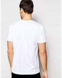 WOOD WOOD - White Team Aa T-shirt for Men - Lyst