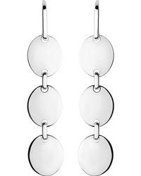 Links of London - Metallic Grace Sterling Silver Earrings - Lyst