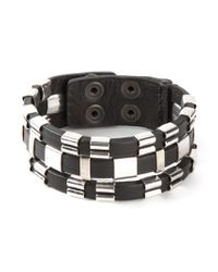 Isabel Marant | Black Adjustable Bracelet | Lyst