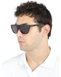Givenchy - Black 55mm Acetate Sunglasses for Men - Lyst