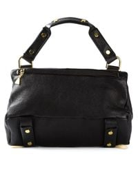 Golden Lane - Black Mini Tote Bag - Lyst
