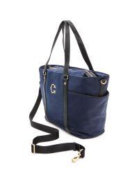C. Wonder - Blue Signature Diaper Bag  - Lyst