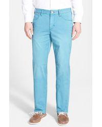 Tommy Bahama   Blue Denim 'montana' Straight Leg Pants for Men   Lyst