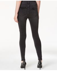 Robert Rodriguez | Black Ripped 5-pocket Skinny Jeans | Lyst