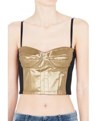 Sass & Bide - Metallic Happy Up Here - Lyst