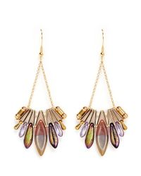 Scho | Multicolor Glass Bead Earrings | Lyst