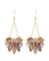 Scho | Multicolor Glass Bead Earrings | Lyst