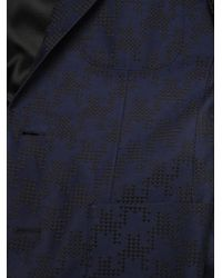 A. Sauvage - Blue Autioneer Single-breasted Jacket for Men - Lyst