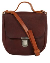 Ally Capellino - Brown Maria Homerton Bag - Lyst