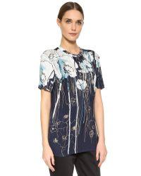 Jason Wu | Multicolor Floral T-shirt | Lyst