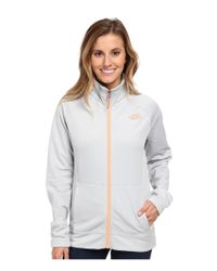 The North Face | White Momentum Triclimate® Jacket | Lyst