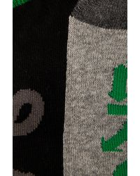 LRG - Black The Core Collection Two No Show Socks for Men - Lyst
