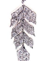Stephen Webster | Metallic Diamond & Gold Magnipheasant Earrings | Lyst