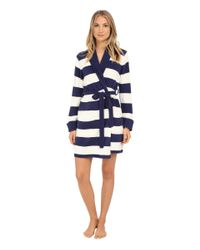 Betsey Johnson | Blue Cozy Sweater Robe | Lyst