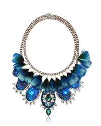 Bijoux De Famille - Blue Neptune Necklace - Lyst