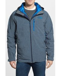 The North Face | Blue Thermoball Triclimate 3-in-1 Waterproof Snow Jacket for Men | Lyst